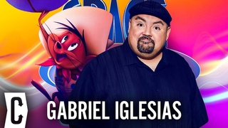 Gabriel Iglesias on Space Jam 2, Voicing Speedy Gonzalez, and His Sideshow Collectibles Collection