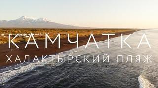 Камчатка.  Халактырский пляж. 1 серия. ЖЫР ТРИП!
