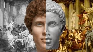 Скульптурные портреты героев античного мира, ожившие при помощи нейросетей