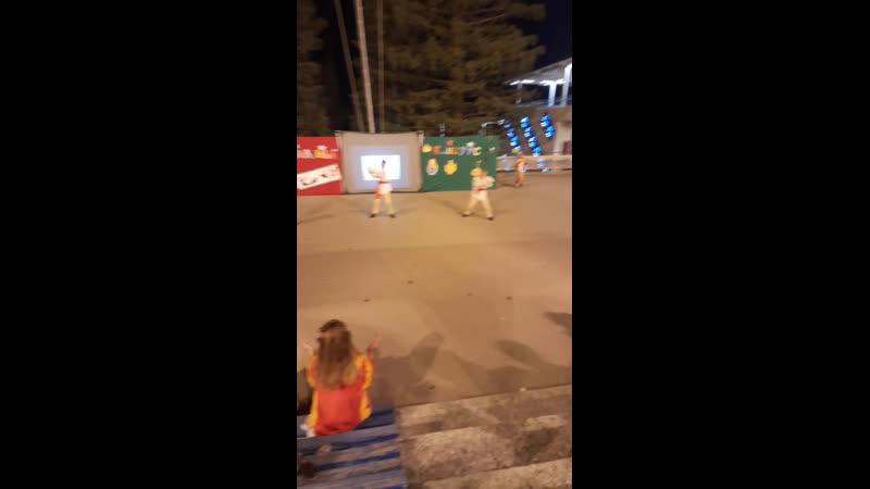 Live МДЦ Артек детский лагерь Полевой