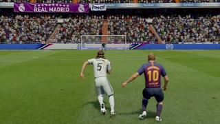 FIFA 19 супер точная 'пушка'