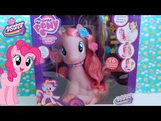 PINKIE PIE Sweet Style Pony My Little Pony Rainbow Power Hairstyling
