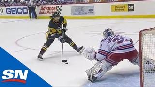 New York Rangers at Pittsburgh Penguins | FULL Shootout Highlights - Jan. 22, 2021
