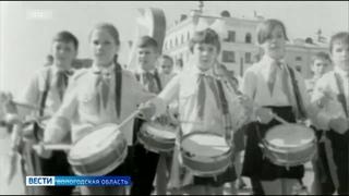 Уникальные кадры кинохроники первомайских демонстраций в Вологодской области