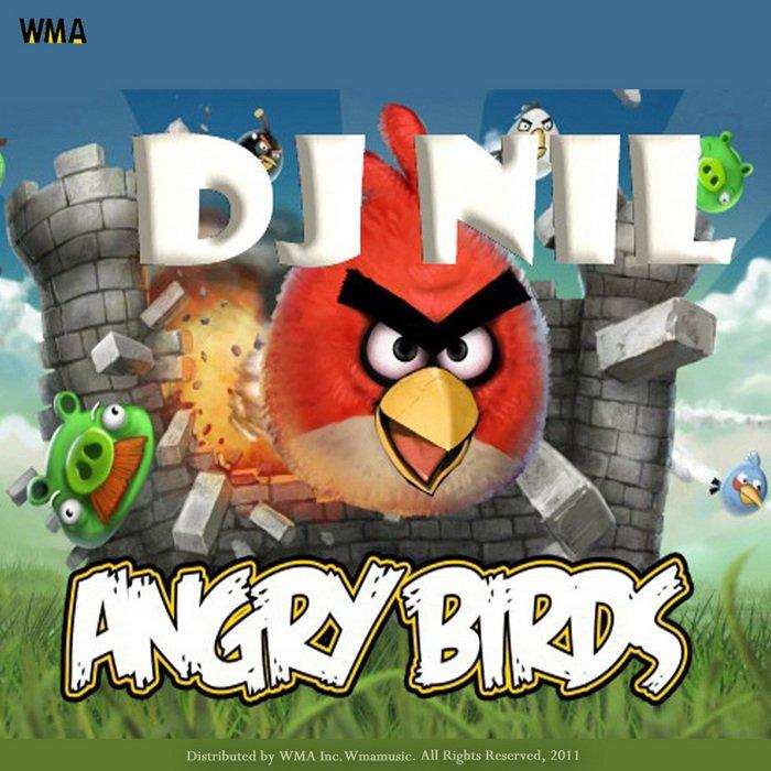 DJ Nil album Angry Birds