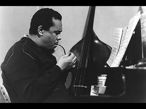 Charles Mingus plays piano spontaneous improvisations Compositional theme story 1963