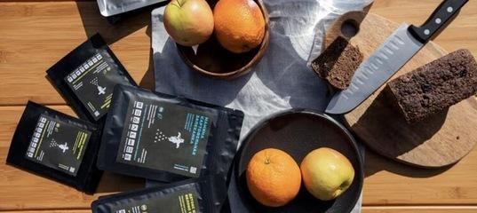 Новый бренд сублимированного питания в МАНАРАГЕ!
