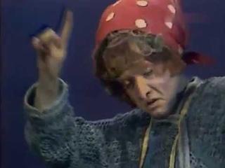 Людмила Гурченко, Сергей Мартинсон Бабушка пирата