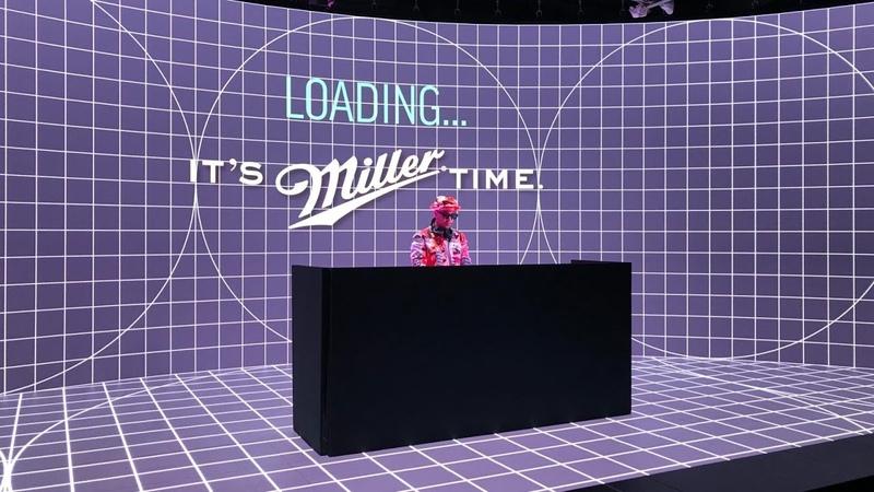 Jax Jones and Miller Genuine Draft present Miller Music Amplified