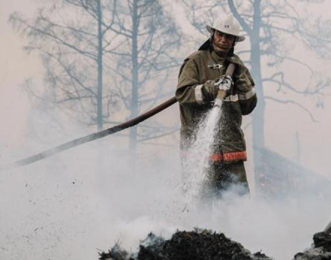 В КЧР из-за пожаров люди лишились сена