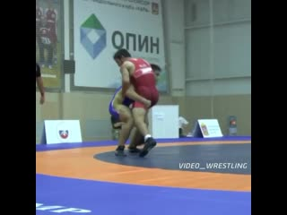 Яркий момент чемпионата России по молодежи🔥