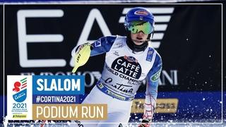 Mikaela Shiffrin   Bronze   Women's Slalom   2021 FIS World Alpine Ski Championships; опублик.  г.