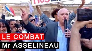 François Asselineau - C'est un combat Apolitique