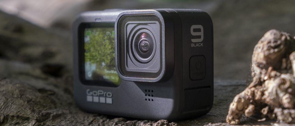 Новая экшн-камера GoPro Hero9 Black