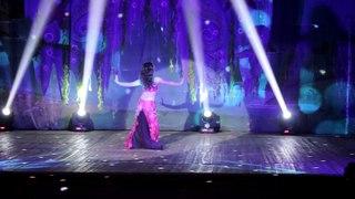 Школа восточного танца Бисер Силина Анна юниоры дебют