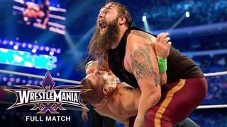 FULL MATCH - John Cena vs. Bray Wyatt - WrestleMania XXX