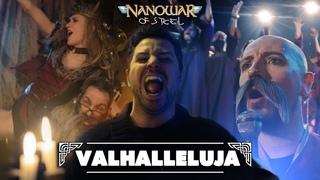 NANOWAR OF STEEL - Valhalleluja (ft. Angus McFife from Gloryhammer) | Napalm Records