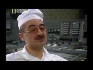 Чернобыль    за секунду до катастрофы