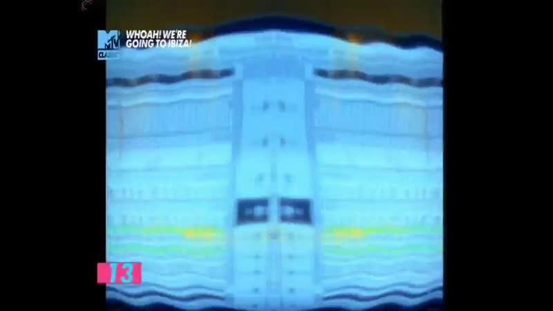 Gat Decor Passion MTV Classic UK Whoah We're Going To Ibiza