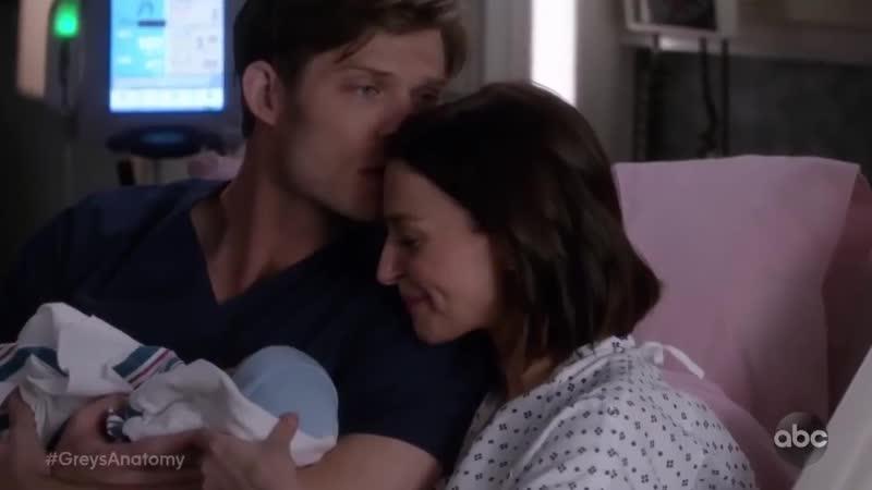 Анатомия страсти Greys Anatomy Промо 17 сезона