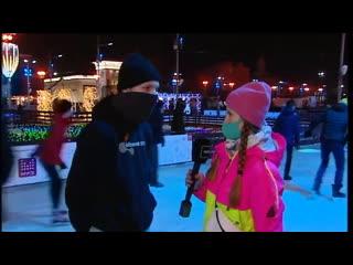 Открытия главного катка страны на ВДНХ | Прямая трансляция - Москва 24
