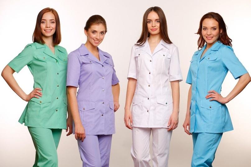 Медицинская одежда со знаком качества в бизнес-центре «Нагатинский»
