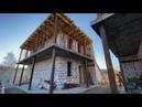 Строительство домов из газобетона. Обзор 1 этажа