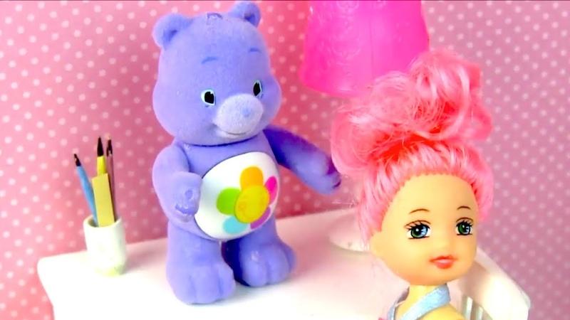 НЕИСПРАВИМАЯ САБРИНА Мультик Барби Куклы Игрушки Для детей IkuklaTV Истории Про Школу