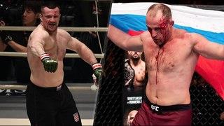 Боец UFC сломал обе руки, Мирко Кро Коп выбыл из Bellator 200, следующий бой Олейника