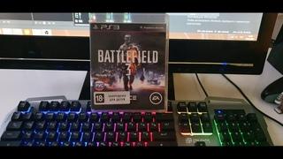 Battlefield 3 Play station 3  gameplay