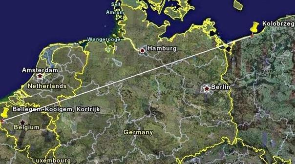 Сбежавший самолет. Деревня Вевельгем (Бельгия), 4 июля 1989 года. Вряд ли, отправляясь на отдых в сельскую местность, вы задумывались, какова вероятность, что на вашу голову упадет самолет. Это