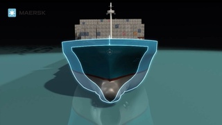 Maersk Line - Triple-E: Smarter design, with room for 18,000 containers