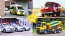 Изучаем транспорт и спецтехнику Развивающие мультики для детей про машинки