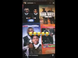 POSTERS FOR RICH THE KID & NBA YOUNGBOY