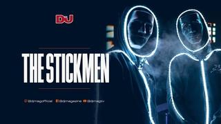 THE STICKMEN - DJ MAG LIVESTREAM