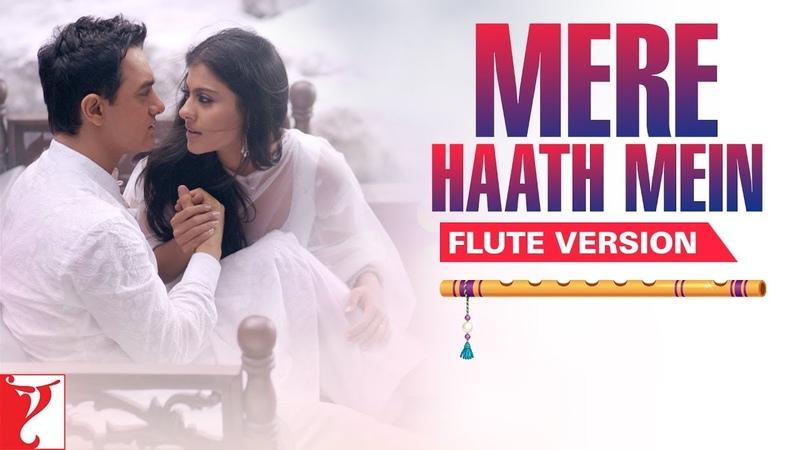 Flute Version Mere Haath Mein Fanaa Jatin Lalit Prasoon Joshi Vijay Tambe смотреть онлайн без регистрации