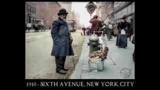 1838-2019: Street Photography - A Photo For Every Year