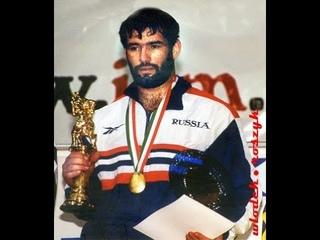 Чемпионат мира 1999 Турция (97 кг) Сагид Муртазалиев (RUS) vs Алиреза Хейдари (IRI)