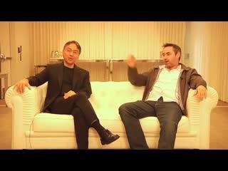 DP_30_ Never Let Me Go, screenwriter Alex Garland, novelist Kazuo Ishiguro