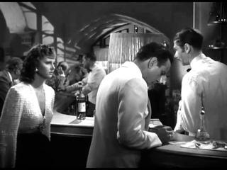 Касабланка (1942)  - Где ты был прошлой ночью?