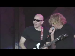 Chickenfoot - Live in concert performing Highway Star Chickefoot featuring Joe Satriani, Chad Smith, Sammy Hagar