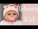 Кукла Реборн-Кид / Reborn-Kid. Девочка КСЮША. Обзор. Распаковка. Впечатления.