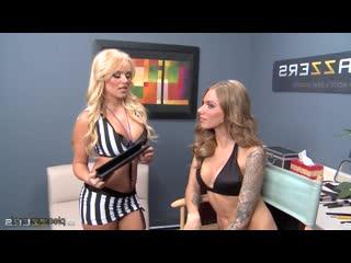 Brazzers Live 39 (DAP) Bridgette B And Juelz Ventura DAP DP double anal dpp