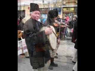 Joc de pe Iza / Maramures costumes and music / Romanian costumes