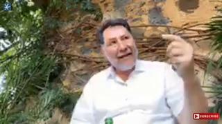 Gerardo Fernandez Noroña 9 Junio 2020 Tepoztlan Morelos Tema BOA Enemigos de 4T 🔴🔴