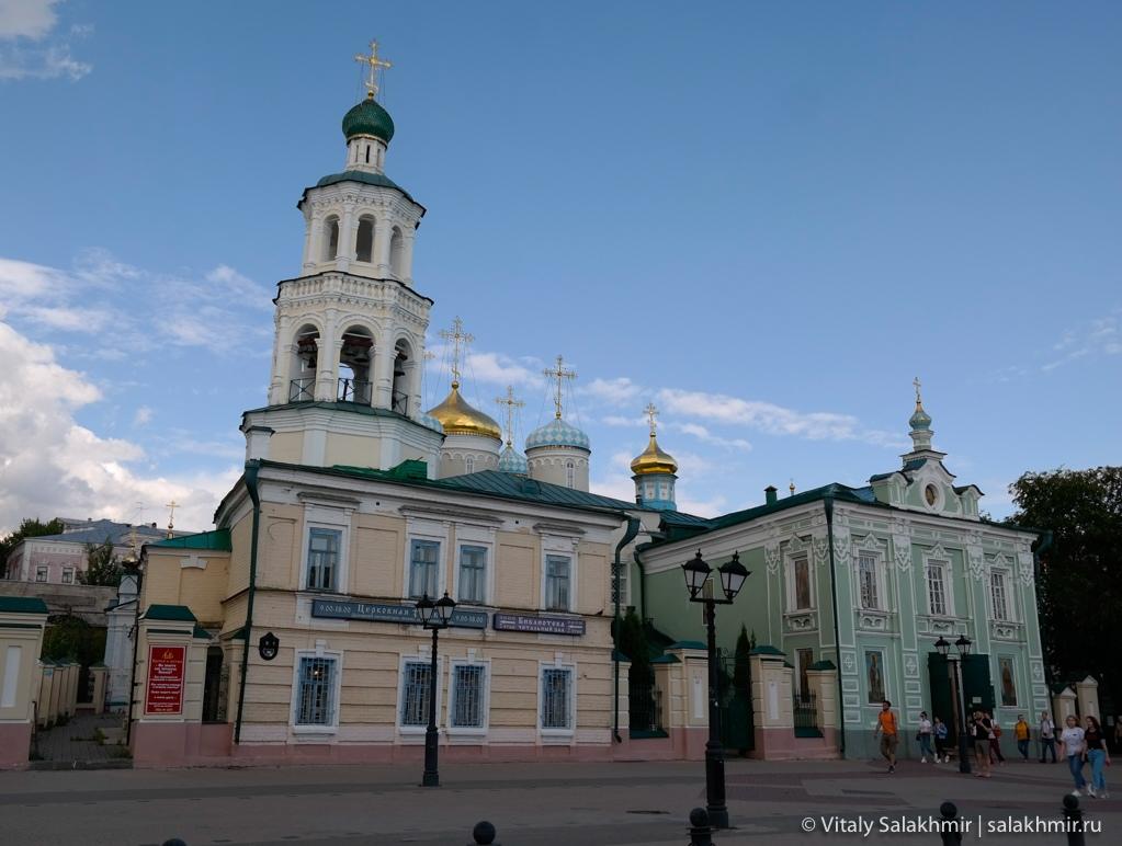 Покровская церковь – Казань 2020