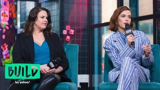 Zoey Deutch & Director Tanya Wexler Talk About The Comedy Film, Buffaloed
