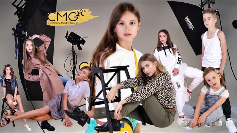 Модельное агентство Celebrity Model Group Новороссийск Видео модельных тестов