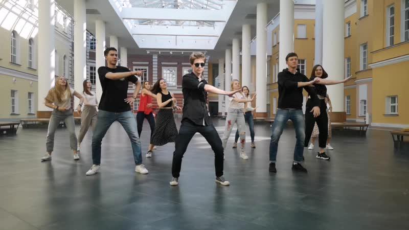 Танец вожатых ЛЭШ 2020