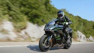 New Kawasaki Ninja 1000SX - MY20 Official Video